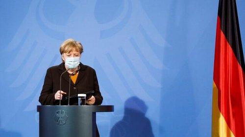 Merkel plant hartes Durchgreifen – Ausgangssperre dann auch in Berlin