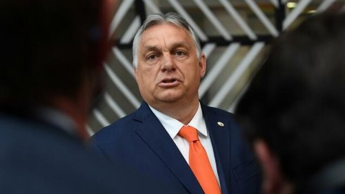 Orbán stellt sich als Kämpfer für Homosexuellen-Rechte dar