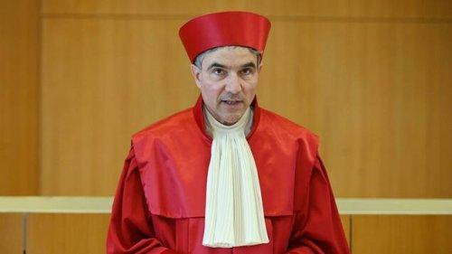 Befangenheitsantrag Verfassungsgerichtspräsident Harbarth gescheitert
