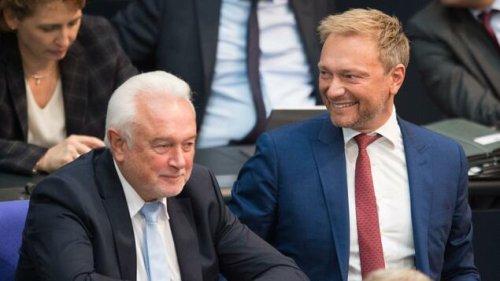 FDP-Spitze wirbt für Jamaika-Koalition auch bei Wahlsieg der SPD