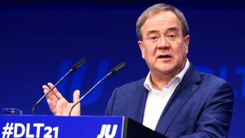 Laschet stimmt Union auf Opposition ein