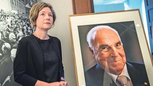 Warum Helmut Kohls Witwe ein anderes Andenken an ihren Gatten wollte