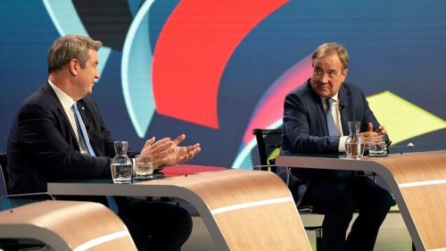 Werteunion fordert Rücktritt von Laschet und Söder