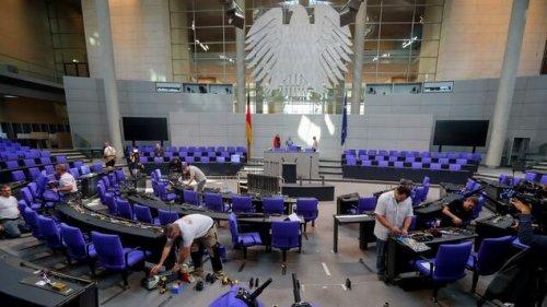Linke unterstützt FDP bei Platztausch-Wunsch im neuen Bundestag