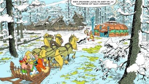 Asterix im Land der Amazonen