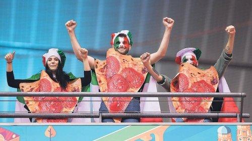 Der Fußball lässt Italien wieder träumen