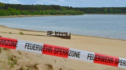 """Brandenburgs """"kleine Ostsee"""" bleibt wegen Ufer-Rutschungen gesperrt"""