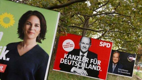 SPD-Vorsprung im Deutschlandtrend leicht geschrumpft