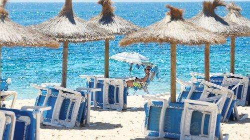 Fünfte Welle auf Mallorca