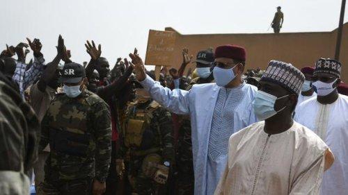 Mehr als 60 Kinder von Dschihadisten in Niger getötet