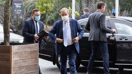 CDU-Spitze in NRW dementiert Laschet-Rücktritt