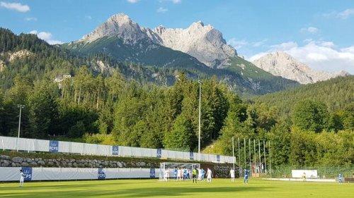 Champions League neben Regionalliga