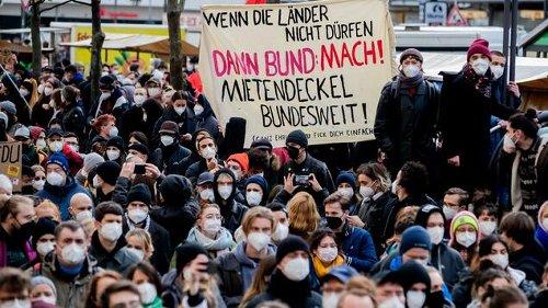Berliner Mieter erhält zwei Wochen nach Mietendeckel-Aus Kündigung
