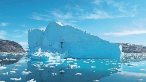 Grönlands Eisschild droht zu kippen