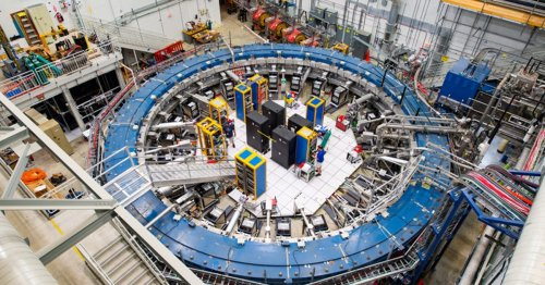 The muon g-2 experiment might mean the Standard Model of physics is incomplete, but that's just the beginning
