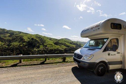 Camper mieten in Neuseeland ✰ Unsere Tipps