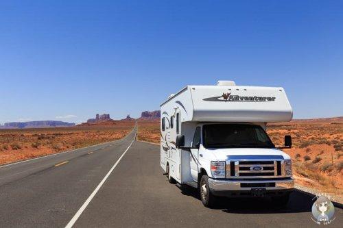 Südwesten der USA mit dem Wohnmobil: Reisebericht I