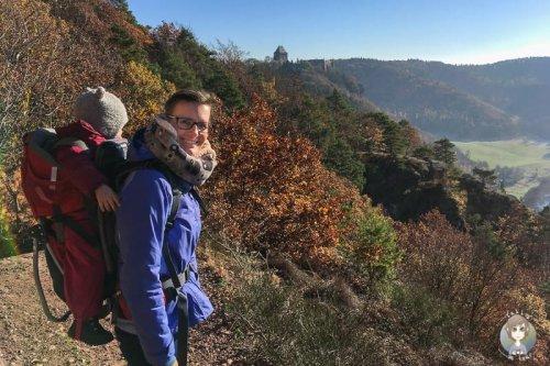 Wandern in Nideggen: Felsenrundgang und Christinenley