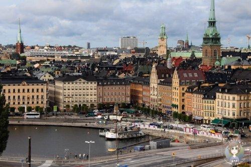 AIDA Ostsee • Zu Besuch in Stockholm