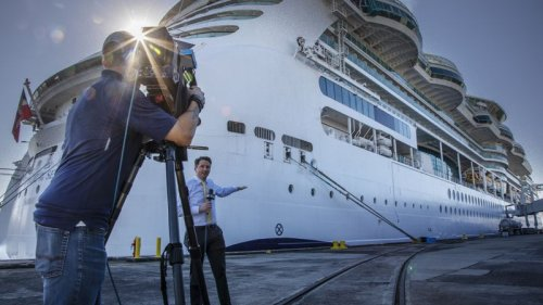Cruising is back in Tampa Bay with first ship in 18 months