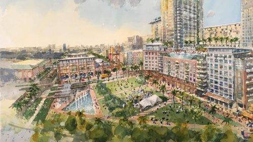 Ybor City development plan unveiled: Park, condo towers lead 50-acre proposal
