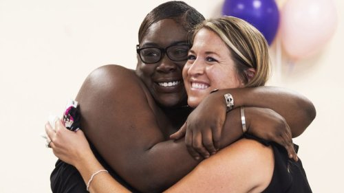 Adoption brings joy to Florida woman, even if it came ...