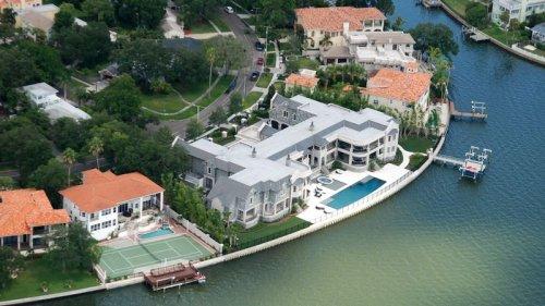 Derek Jeter's Tampa mansion sells for $22.5 million