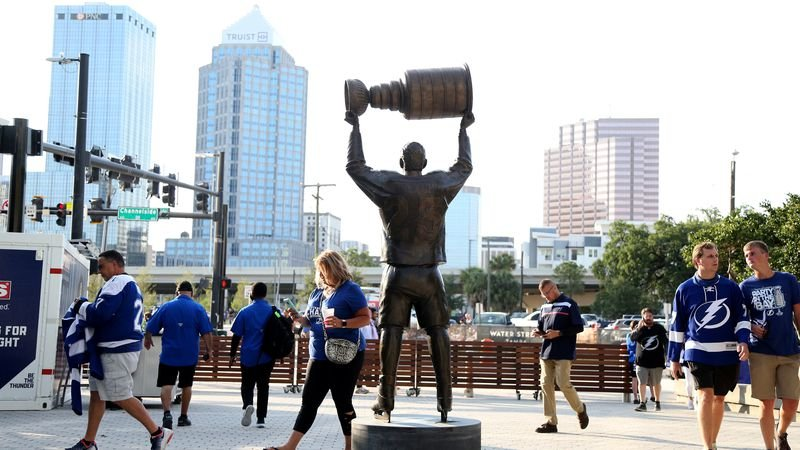 'A totally different city': How Tampa has changed since 2004 Stanley Cup win
