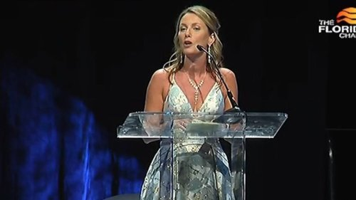 Pinellas County's Sarah Painter is Florida's Teacher of the Year