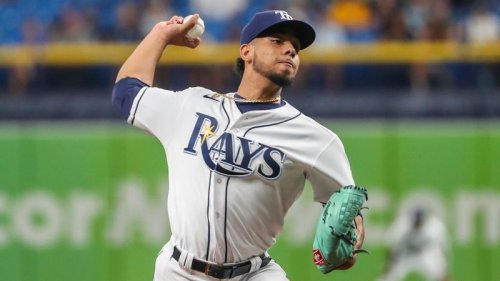 It's the Mariners, a lefty started, and the Rays lost