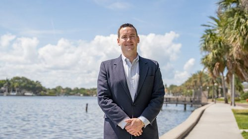 For Robert Blackmon, St. Petersburg mayoral run about ideas, not personalities