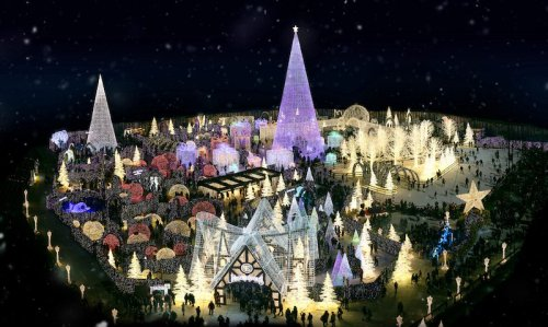 Enchant Christmas: 'World's Most Magical Christmas Experience' Returning to Tropicana Field
