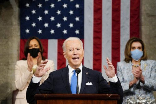 The Potter Report: Biden's Big Chance