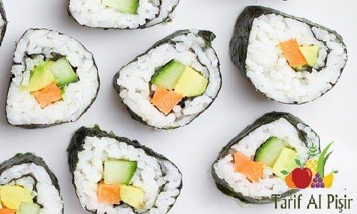 Suşi Tarifi I Sushi Nasıl Yapılır? I Suşi Yemek Zararlı mı?