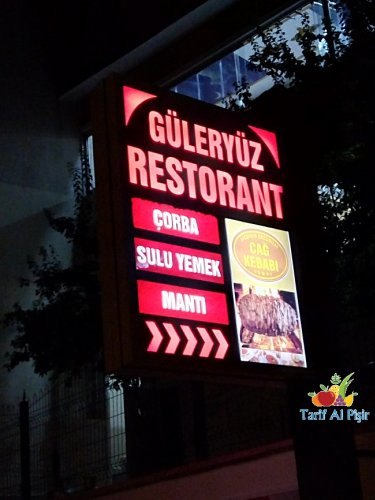 Güleryüz Restorant Lezzetlerini Keşfedin I Mekan Önerileri