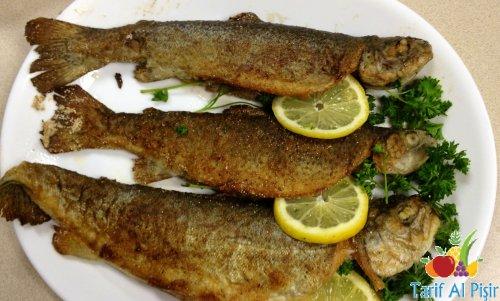 Alabalık Kızartması Tarifi I Pratik Balık Yemekleri Tarifi