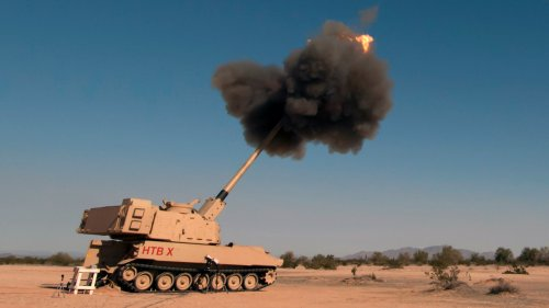The Army's new supergun has twice the range of other howitzers and a way better name