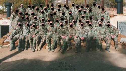 Inside SERE School, where military-grade hide-and-seek meets a life-and-death struggle
