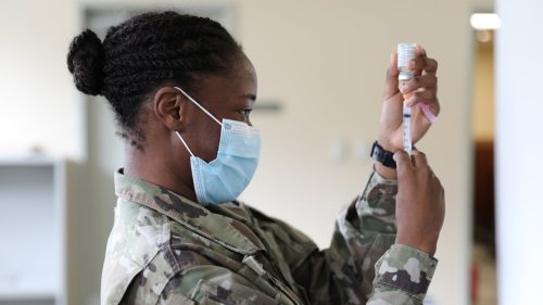 Infertility, erectile dysfunction, and altered DNA — Army experts debunk COVID vaccine myths one by one