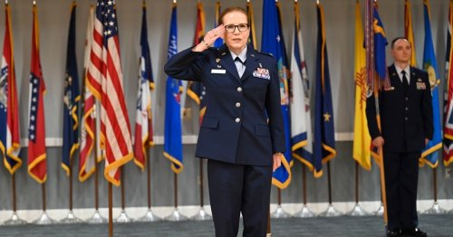 Air Force medical group commander fired after less than 4 months on the job