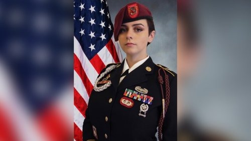 An Army vet was told she never served. Her viral response was the ultimate mic drop