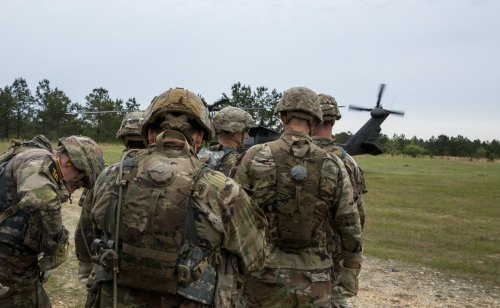 Why the Best Ranger Competition is one of the hardest races in the US military