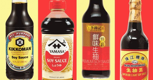 Know Your Soy Sauce
