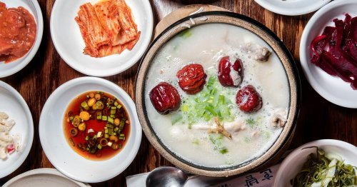 The Korean Art of Refreshing With Hot Soup