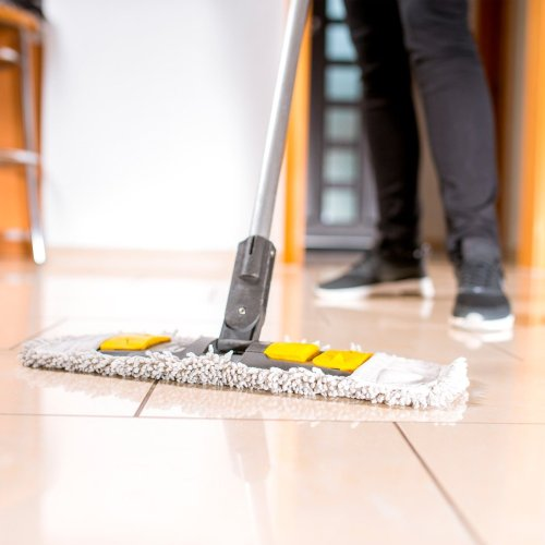 How to Give Tile Floors a Deep Clean