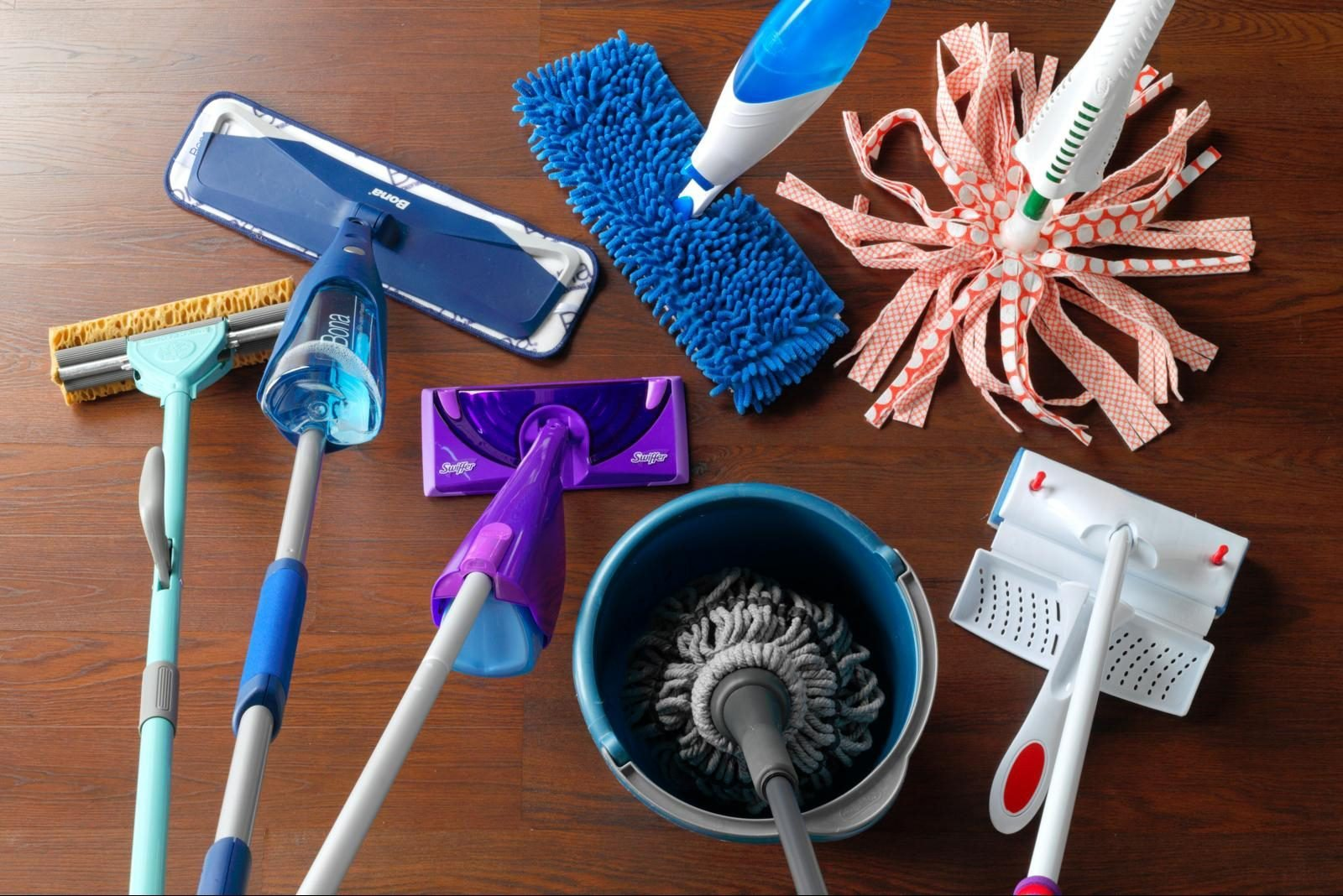Our Pros Found the Best Mop for Your Home