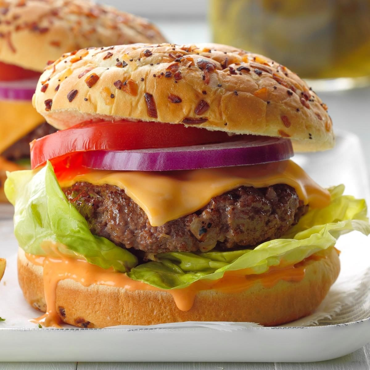 Juicy Burger