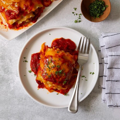Favorite Lasagna Roll-Ups