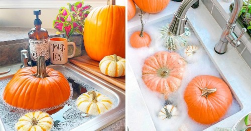 The Little-Known Trick That Will Preserve Your Pumpkins