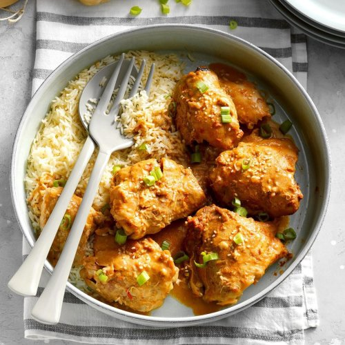 50 Tasty Reasons to Cook Chicken Thighs